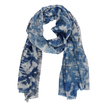Picture of Scarf Selina, blue
