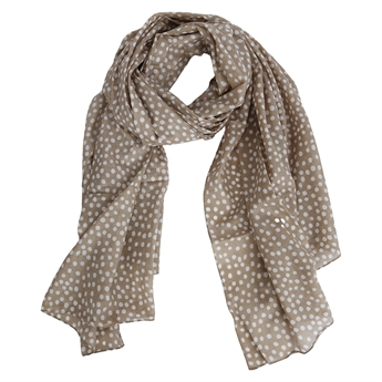 Picture of Scarf Adelyn, beige