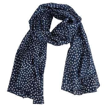 Picture of Scarf Adelyn, dk blue