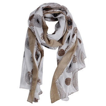 Picture of Scarf Jayla, beige