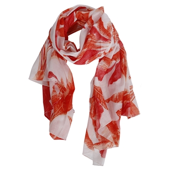 Picture of Scarf Cathy, red/orange