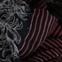 Picture of Parero/scarf Alina, black mix