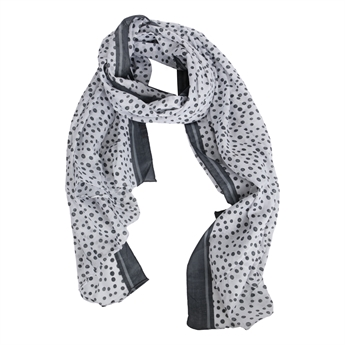 Picture of Parero/scarf Rebecca, grey