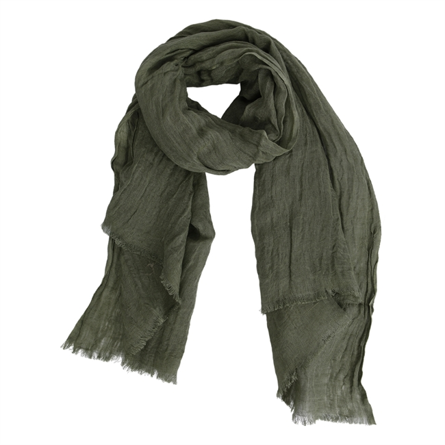 Picture of Scarf Lucy, olive