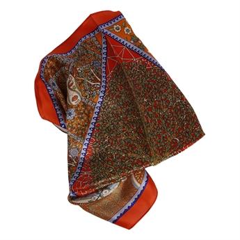 Picture of Mini scarf Layla, orange