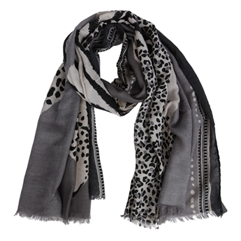Picture of Scarf Riley, grey