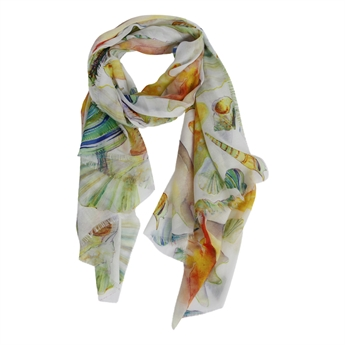 Picture of Scarf Bella, yellow