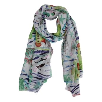 Picture of Scarf Avery, green