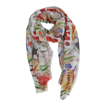 Picture of Scarf Avery, orange