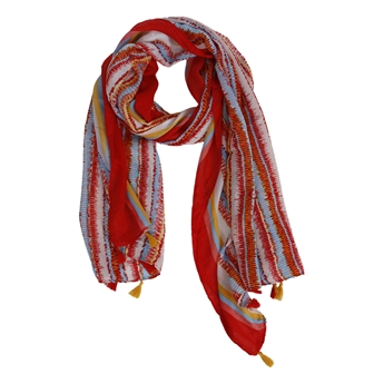 Picture of Scarf Zoe, red/pink