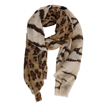 Picture of Scarf Nora, brown