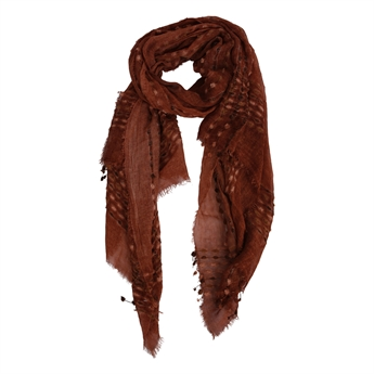 Picture of Scarf Charlotte, rusty