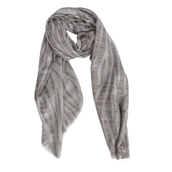 Picture of Scarf Mia, grey
