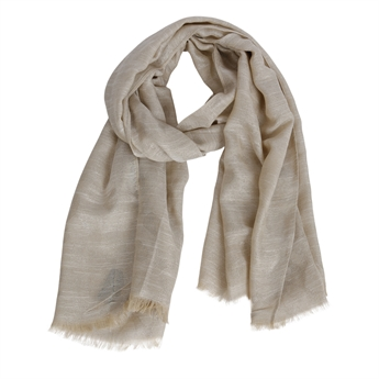 Picture of Scarf Amelia, off white