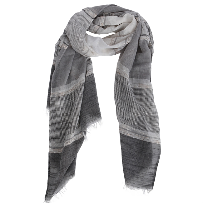 Picture of Scarf Olivia, black mix