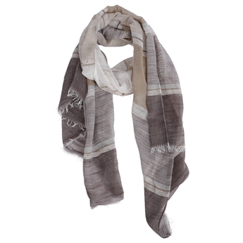 Picture of Scarf Olivia, beige mix