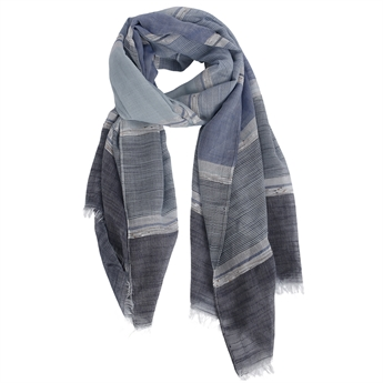 Picture of Scarf Olivia, blue mix