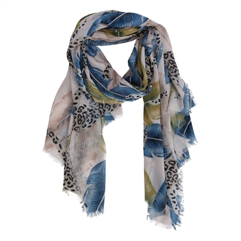 Picture of Scarf Luna, taupe mix