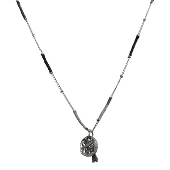 Picture of Necklace Vivianne, silver.