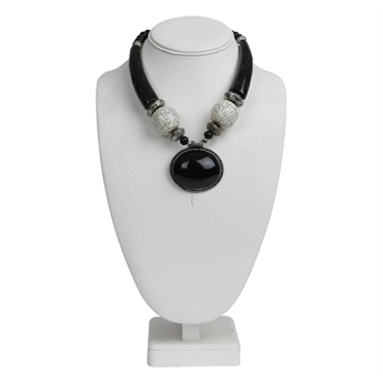 Picture of Necklace Luna, black