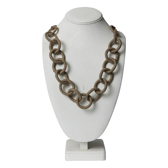Picture of Necklace Abigail, beige