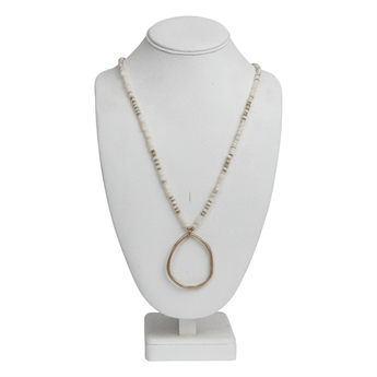 Picture of Necklace Layla, gold.