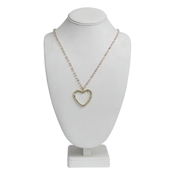 Picture of Necklace Nora, gold.