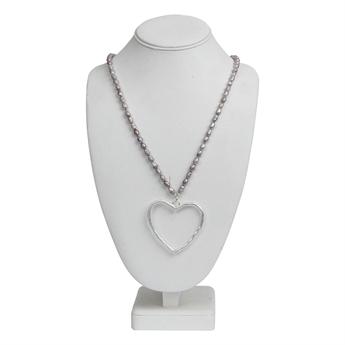 Picture of Necklace Elizabeth, silver.