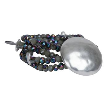 Picture of Bracelet Paris, silver.