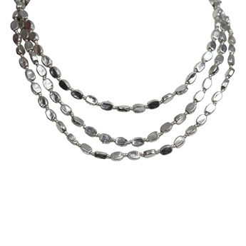 Picture of Necklace Trinity, silver