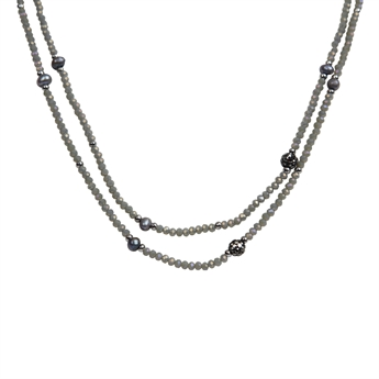 Picture of Necklace Leslie, mix