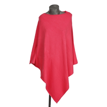 Picture of Poncho Alice, dk red