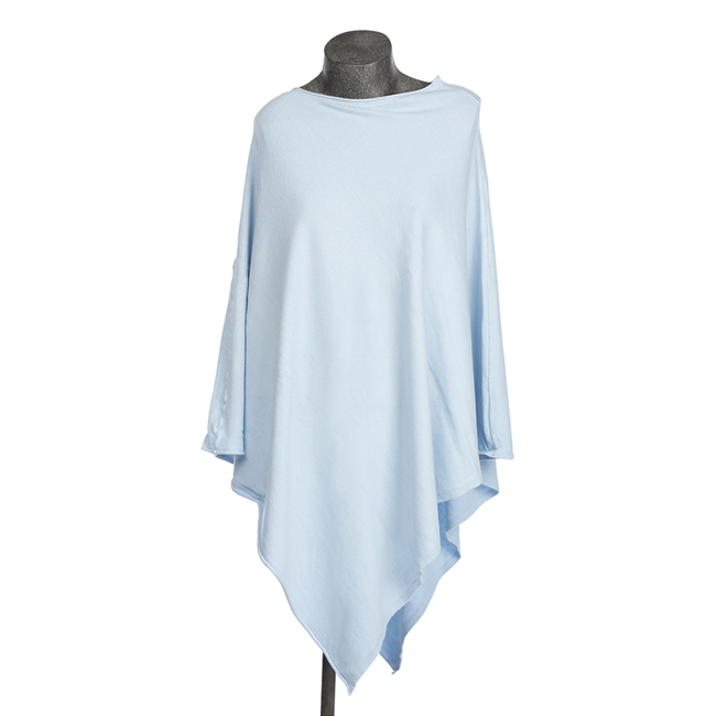 Picture of Poncho Alice, soft blue