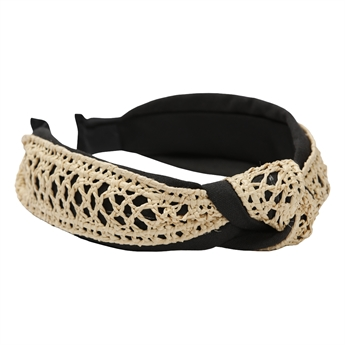 Picture of Hairband Addisson, black