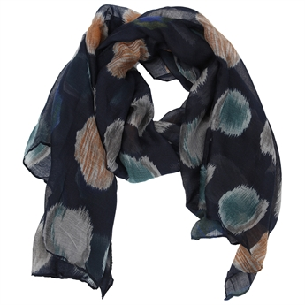 Picture of Scarf Camilla, blue
