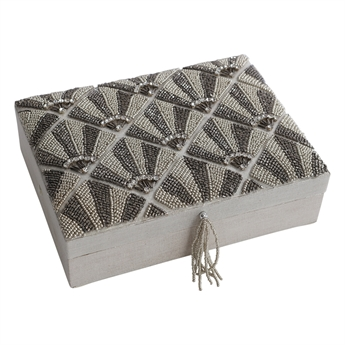 Picture of Jewellery box Victoria, ivory