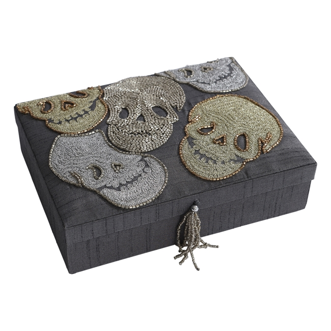 Picture of Jewellery box Jolly, grey