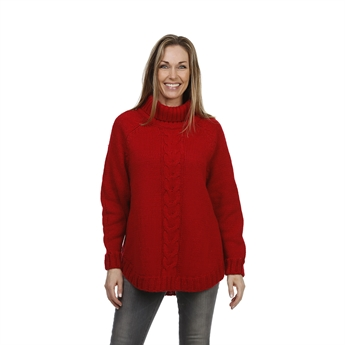 Picture of Poncho Valentin, red