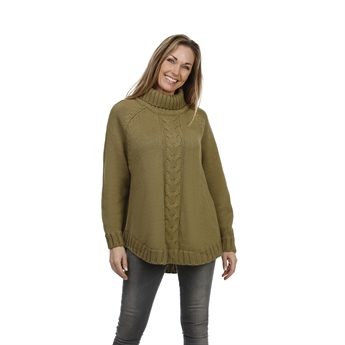 Picture of Poncho Valentin, green