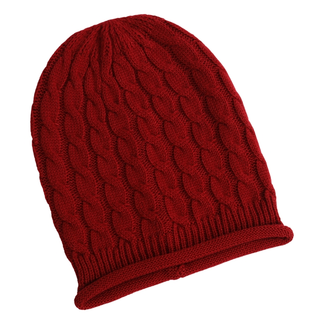 Picture of Beanie Fiona, red