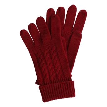 Picture of Gloves Zermatt, red