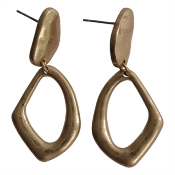 Picture of Earring Zoey, gold