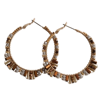 Picture of Earring Nova, gold