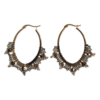 Picture of Earring Mia, gold