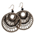 Picture of Earring Zara, black/gold