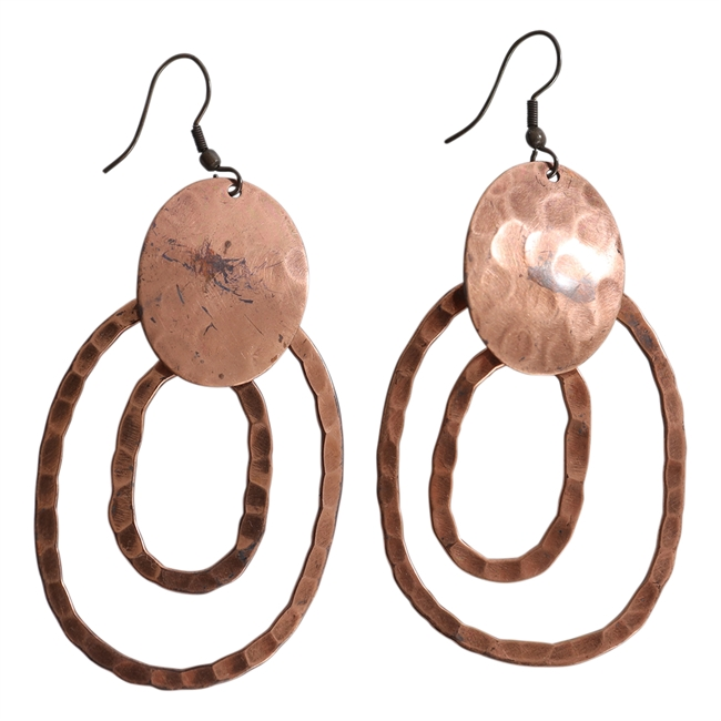 Picture of Earring Anna, copper