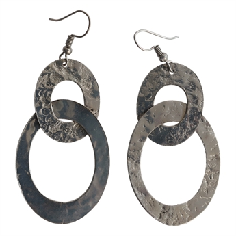 Picture of Earring Maya, silver