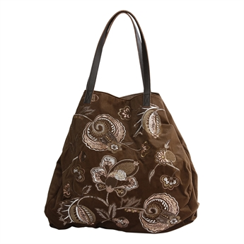 Picture of Shoulder bag Boho, brown