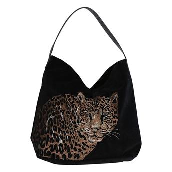 Picture of Shoulder bag Savanna, black