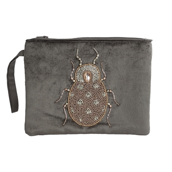 Picture of Pouch Scarabee, grey